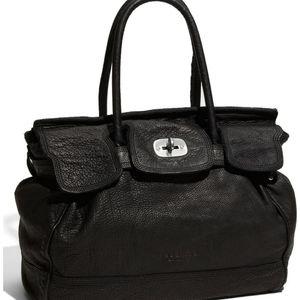 Liebeskind Mia - Large' Soft Leather Satchel